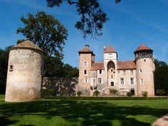 Chateau de Sercy, France