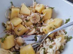 Fruit Salad, Potato Salad, Potatoes, Ethnic Recipes, Food, Diet, Fruit Salads, Potato, Essen