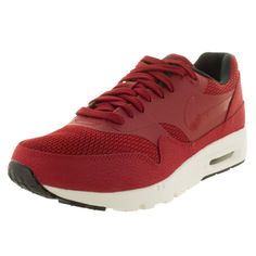 Nike Women's Air Max 1 Ultra Essentials Gym /Gym /Black/Sail Running Shoe