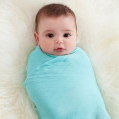 Aden & Anais Bamboo Swaddling Wrap - wonderful for emotional health; wish there was one for adults. Yes- I need emotional swaddling lol