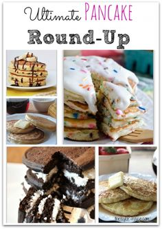 Ultimate Pancake Round Up: 6 Easy Pancake Recipes - Princess Pinky Girl