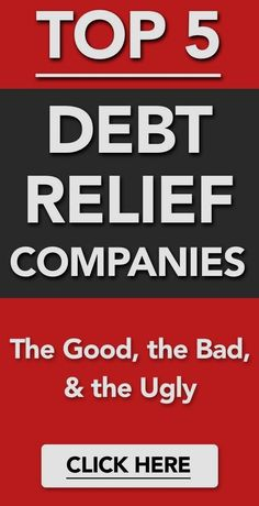 Top 5 Debt Relief CompaniesDo you qualify for debt relief?Get a free quote below and find out TODAY.Our Pick:Our Pick:Our Pick:Our Pick:Our Pick: Loan Consolidation, Payday Loans, Debt Payoff, Free Quotes, Counseling, Top, Debt Free, Saving Money, Apple Service