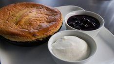 Crêpes soufflées à la vanille et au citron, bleuets à l'érable - Recettes de cuisine, trucs et conseils - Canal Vie