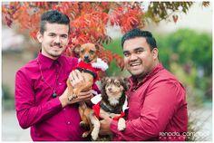 Holiday pictures | Justin + Tristen | San Luis Obispo, CA | Family photographer | Couples photographer