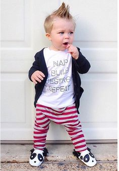 Nap, build, destroy, repeat - long sleevd graphic tee shirt/ tee. Kids graphic long sleeved t shirt. Matching - trendy, hipster, boy shirts  Nap