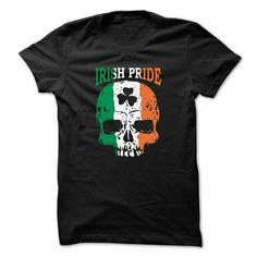 This cute cool LGBT thing makes a great gift for you your family or your friend: Irish Pride Proud LGBT Pride Tee Shirts T-Shirts