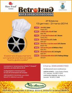 """""""Dona Flor e i suoi due mariti"""" questa sera a Retrogusto di Slow Food   L'Abruzzo è servito   Quotidiano di ricette e notizie d'Abruzzo"""