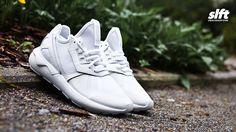 """Der Tubular Runner W """"Triple White"""" von adidas. Sizerun: 36-46  #adidas #tubular #tubularrunner #triplewhite #sneaker #soulfoot #slft"""