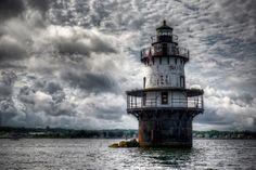 Hog Island Shoal Lighthouse by Frank Grace on 500px
