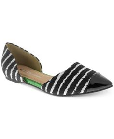 Cl by Laundry Audrina d'Orsay Flats Women's Shoes by: Cl By Chinese Laundry on sale for $25.72