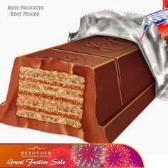 Enjoy more offers this festive season at Beyonder.co  Shop now at http://beyonder.co/food/kitkat-chunky-caramel---24-x-52.5-gm- and fill up on your gifting list    #BestAtBeyonder