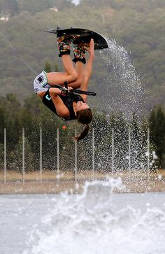 #LL @LUFELIVE #wakeboarding #nailedit
