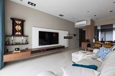 Japanese living in Taiwan by HOZO interior design 14 - MyHouseIdea