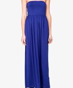 Maxi Tube Dress | FOREVER21 - 2036304446