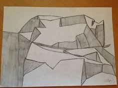 A World With No Geometry - original