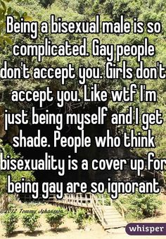 'I would've realized my bisexuality a lot sooner if I'd watched Buffy when I was younger.'