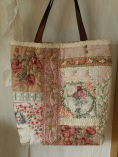 Love this embellished chic look tote.                                                                                                                                                                                 More
