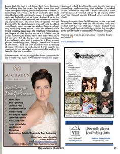 Page 21 of SMJ Magazine Fall Issue! GET INSPIRED, we hope you love it as much as we do! ♥