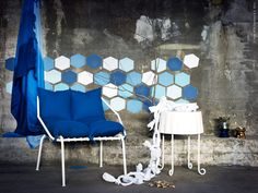 ♥ IKEA's limited edition collection BLUE ♥