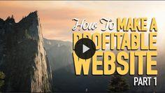 Free Course : How To Make A Profitable WordPress Website 2016