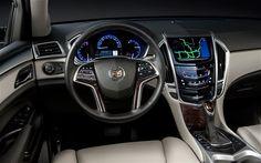 2013 Cadillac SRX Cockpit  photo