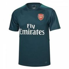 2017 Cheap Goalie Jersey Arsenal Replica Green Shirt [AFC632]
