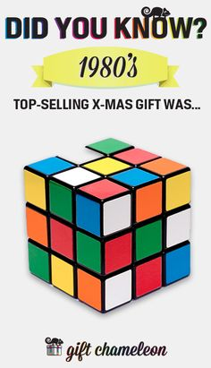Professor at Budapest's Academy of Applied Arts and Design, Erno Rubik often built geometric models. One of them (a 27-piece cube) started being marketed in Hungary in 1977 and by 1980 was frustrating millions of Americans. Gotta love those designers!