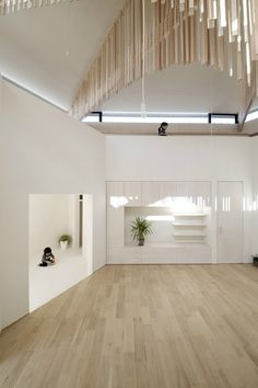 793573f5ab Koro house by Katsutoshi Sasaki House Furniture Design
