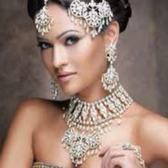 Traditional jewelry for outfit #2