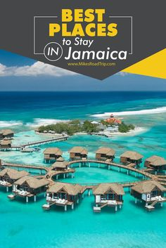 This is a list of the best places to stay in Jamaica including an incredible story of my first time to the Caribbean island.   #jamiaca #hotels #caribbean #tropical#vacations #travel #beaches #resorts
