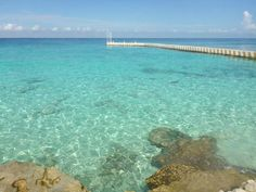 Clear Waters - Picture of El Cozumeleno Beach Resort, Cozumel ...