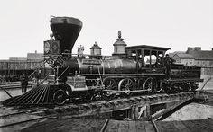 Train artwork