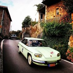 Panhard 24ct Rallye