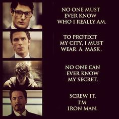 and that is why Tony Stark is my favorite!!!