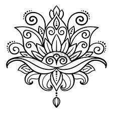 Lotus Flower Tattoo Designs Stock Photos And Images – flower tattoo – mandala Hand Tattoos, Feather Tattoos, Flower Tattoos, Star Tattoos, Sleeve Tattoos, Symbol Tattoos, Tatoos, Tattoo Sleeves, Celtic Tattoos