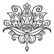 Lotus Flower Tattoo Designs Stock Photos And Images – flower tattoo – mandala Flower Lotus Tattoo, Flower Tattoos, Simple Mandala Tattoo, Lotus Flower Art, Hand Tattoos, Feather Tattoos, Sleeve Tattoos, Star Tattoos, Symbol Tattoos