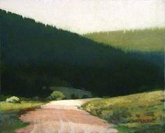 Marc Bohne - Western Mountain Landscapes, page 5.
