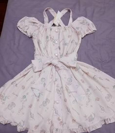 ashley sy (@ashley_sy0305) | Twitter So cute I would love to wear this darling Sissy dress to work.