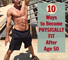 try these counterintuitive ways to become more fit after the age of 50 http://overfiftyandfit.com/physically-fit-after-age-50/ #intuition #physical #fit #healthspan #Longevity #selfcare #lifestyle
