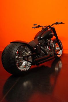 afac40494 Softail Harley Night Train Designed by Vida Loca Choppers in 2011