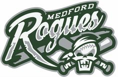 Medford Rogues Primary Logo (2013) -