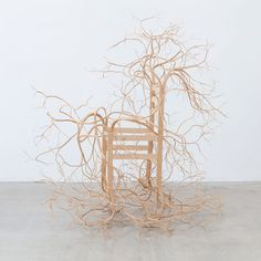 Organic Chair by Pontus Willfors