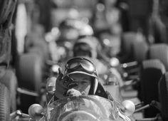 May, 1964, Monte Carlo, Monaco — #Ferrari #F1 driver John Surtees