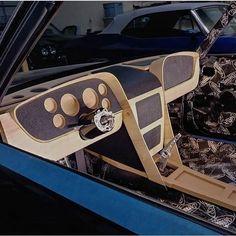 Custom dashboard in the works by Custom Car Interior, Car Interior Design, Truck Interior, Car Interior Upholstery, Automotive Upholstery, Custom Car Audio, Custom Cars, Custom Subwoofer Box, Passat B4