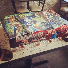 Margot Robbie's Harley Quinn cake. My dream birthday party cake