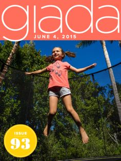 Kid-friendly recipes, better grocery store snacks, trampoline fitness, and more for our end-of-the-school year issue! www.giadaweekly.com