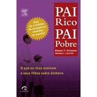 """[CultoMob] Livro """"Pai Rico, Pai Pobre"""" update com cupom = R$ 18,56"""