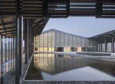Fan Zeng Art Gallery / Original Design Studio © Yao li-Su Shengliang