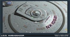 USS Ambassador  NX-10521