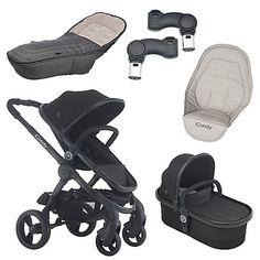 Buy iCandy Peach 3 Pushchair & Accessories Range Online at johnlewis.com